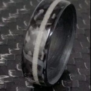 Twill Diamond Ring
