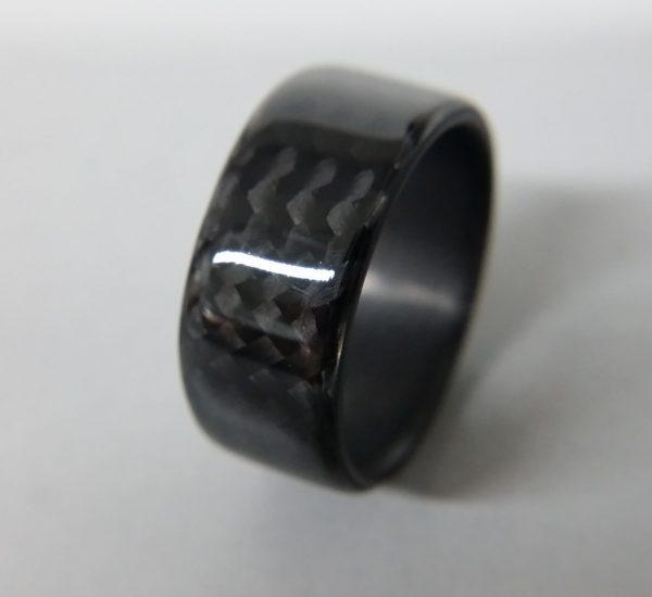 Carbon Fiber Twill Gloss