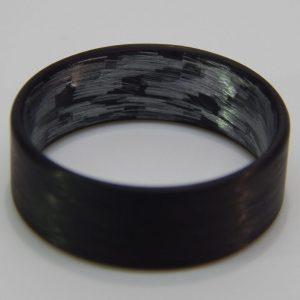 Carbon Fiber Texalium Interior
