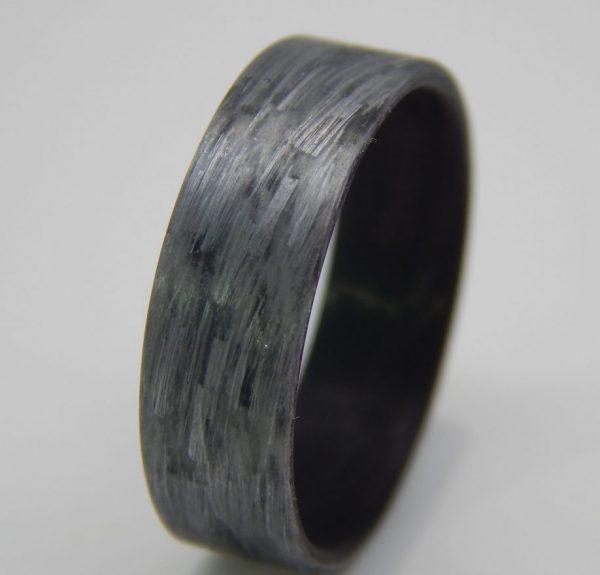 Texalium Silver and Carbon