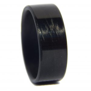 Carbon Fiber Gloss Ring