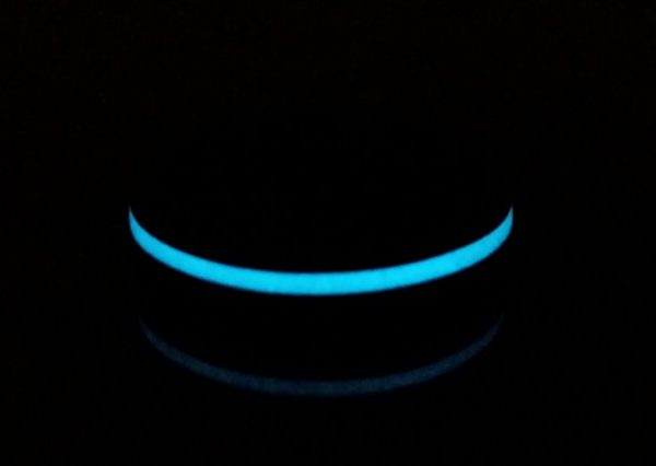Legacy Blue Glow Line