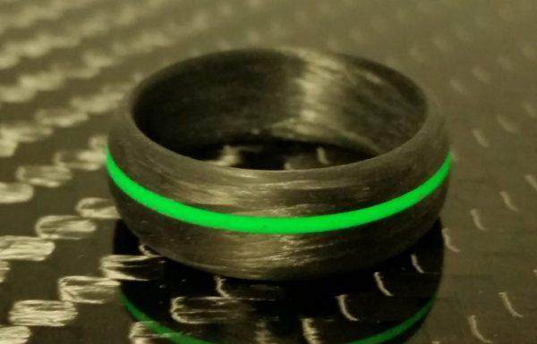 Legacy green glow line