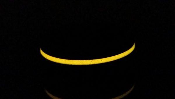 Legacy Orange glow line