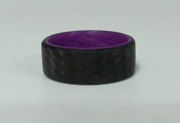 Twill Purple Glowing interior