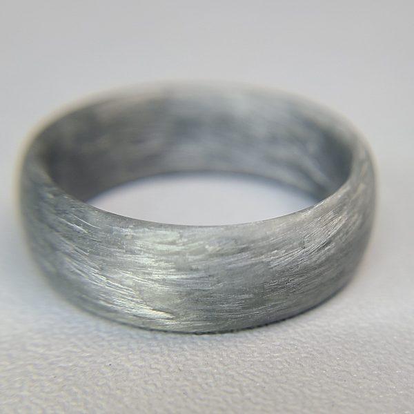 Texalium Silver Legacy Ring