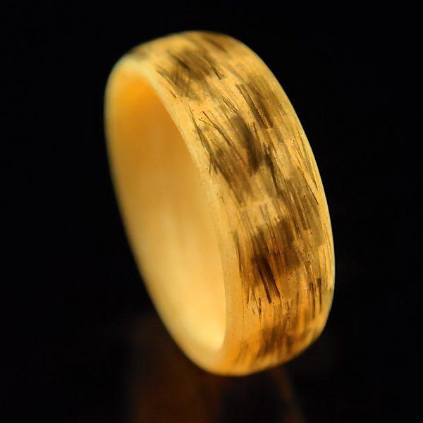 Texalium Orange Glow Ring