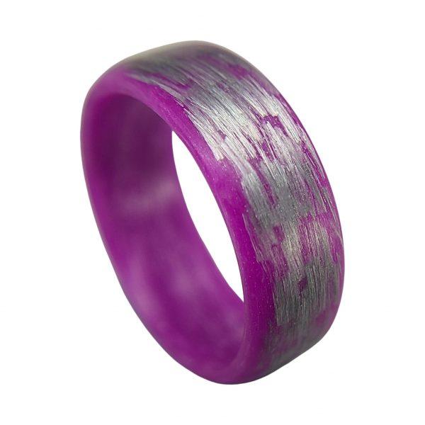 Texalium Purple Glow Ring