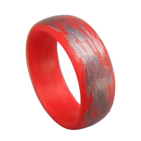 Texalium Red Glow Ring