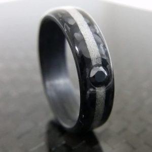 Carbon Twill 3mm Black Diamond