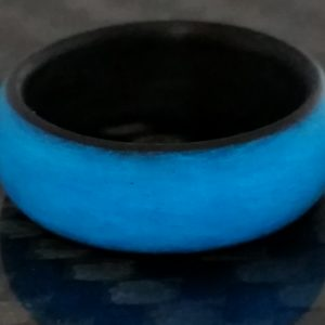 Blue Outside glow ring